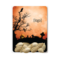 Pumpkin Seed Packet: 3 Halloween Designs Available