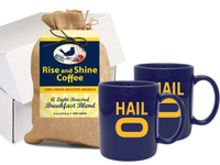 Rise and Shine Coffee & Mug Gift Set