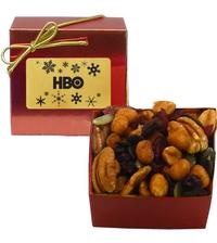 Cranberry Nut Mix - Ballotin Box