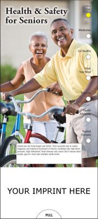 Health & Safety for Seniors Slide Chart