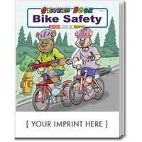 Bike Safety Sticker Book