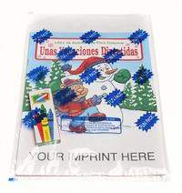 Holiday Fun Spanish Coloring Book Fun Pack