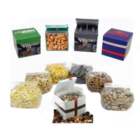 Exposure Cube with Nature's Delight Gourmet Trail Mix