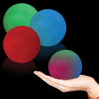 Sphere MultiColor LED Glow Light Up Shape