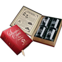 Storybook (R) DELUXE - 4 Double Old Fashion Glasses