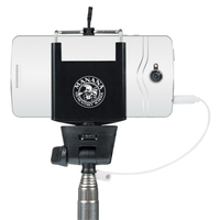 Selfie Stick with Cable Remote