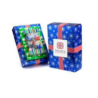 Holiday Present Gift Box