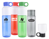 Shine 26 Oz. Water Bottle With Duo Opening