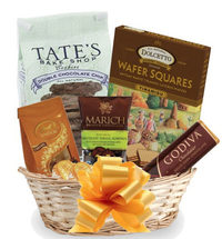 Something Sweet & Savory Gift Basket