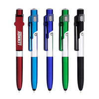 Malta 4-In-1 Stylus Pen, Phone Stand And Flashlight