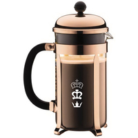 Bodum Chambord Coffee Press - 8 Cup Copper