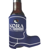 Boot Shaped Bottle Coolie