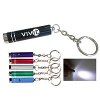 Flashlight Keychain