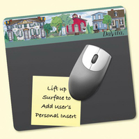 "Frame-It Lift®7.5""x8""x1/16"" DuraTec®-Lift-Top Mousepad"