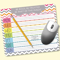 MousePaper®24 Page - Recycled Note Paper Mouse Pad