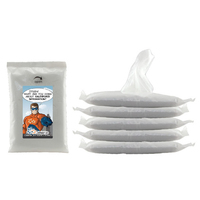 10 Pet Paw Soft Wet Wipes In Sealed Pack