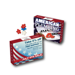 Advertising Eco Friendly Candy Box with Candy Stars