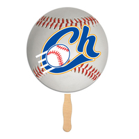 Baseball Shaped Handheld Fan
