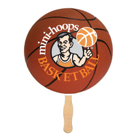 Basketball Shaped Fan
