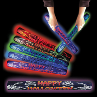 Halloween Lumiton Light Up LED Glow Foam Batons