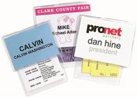 Identa-Fold Badge Holders