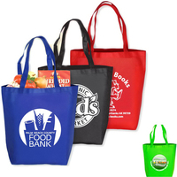Coral Economy Grocery and Shopping Tote Bag