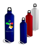 25oz Aluminum Water Bottle, spot color