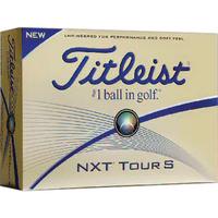 Titleist (R) NXT Tour-S Golf Balls