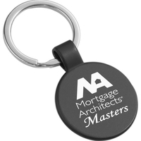 Overseas Marshal Laser Engraved Metal Keyholder