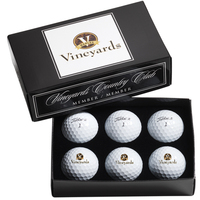 Titleist/Pinnacle PackEdge Custom Half-Dozen