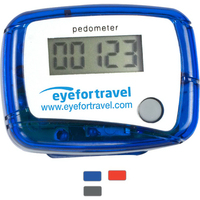 The Burn Step Counter Pedometer