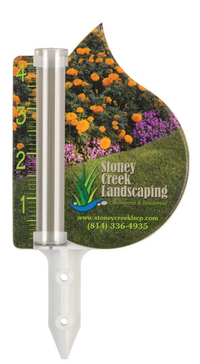 Dew Drop Rain Gauge
