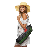 XL Drawstring Mesh Beach Bags