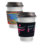Full Color Foam Coffee Sleeve