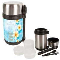 1.5L Food Container - Stainless Steel (1.6 Qt)