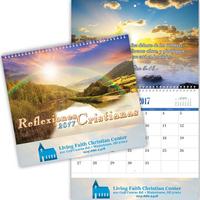 Christian Reflections Calendar - Spanish