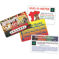 USA Stress-O-Meter™ Deluxe Card