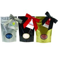 Window Bag with Spa Bath Salt Crystals