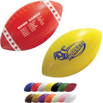 "6"" Mini Plastic Football"