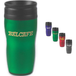 Brand Gear (TM) Soft Grip Contour Tumbler (TM)