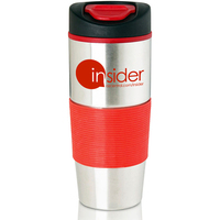 16 oz. Two-Tone Gripper Tumbler