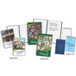 "5-1/8"" x 8-1/8"" Lenticular Animated Flip Image Journal"