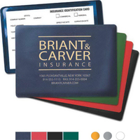 Insurance Card, Lottery Ticket or Coupon Holder