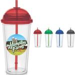 Big Top Carnival Cup - Color Straw, Color Lid
