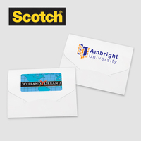 Scotch (R) Lint Sheets Pocket Pack