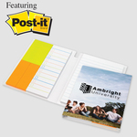 Essential Journal featuring Post it Notes: Opt. 1
