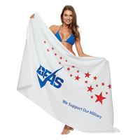 Billboard Size Super Heavyweight Velour Beach Towel