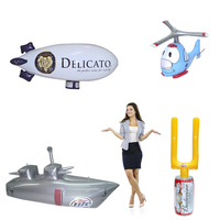 PVC Sealed Inflatable Replicas
