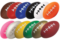 Squeezies Football Stress Relievers