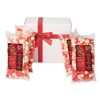 Gift Box Mailer with Valentine Cupid Corn - Label Imprints